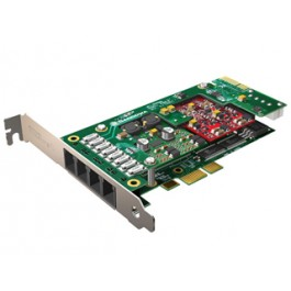 Sangoma 4 Port FXS – PCI Express