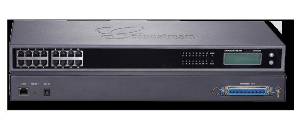 Grandstream 16 Port FXS Gateway