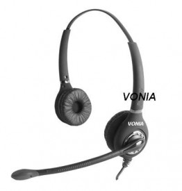 VONIA 101D USB - Headphone for Call Center