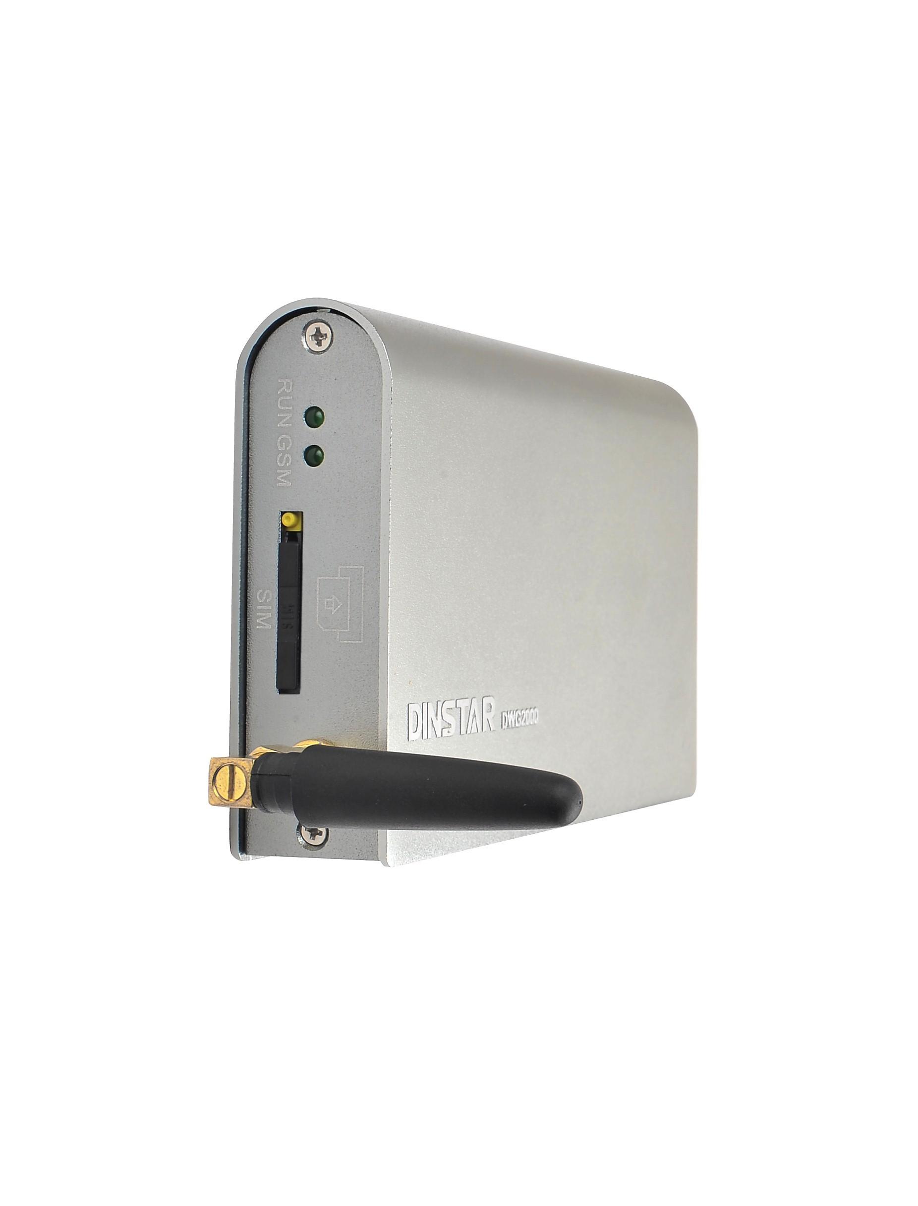 GSM Gateway - 1port DWG2000 Denstar 1-port single SIM Card