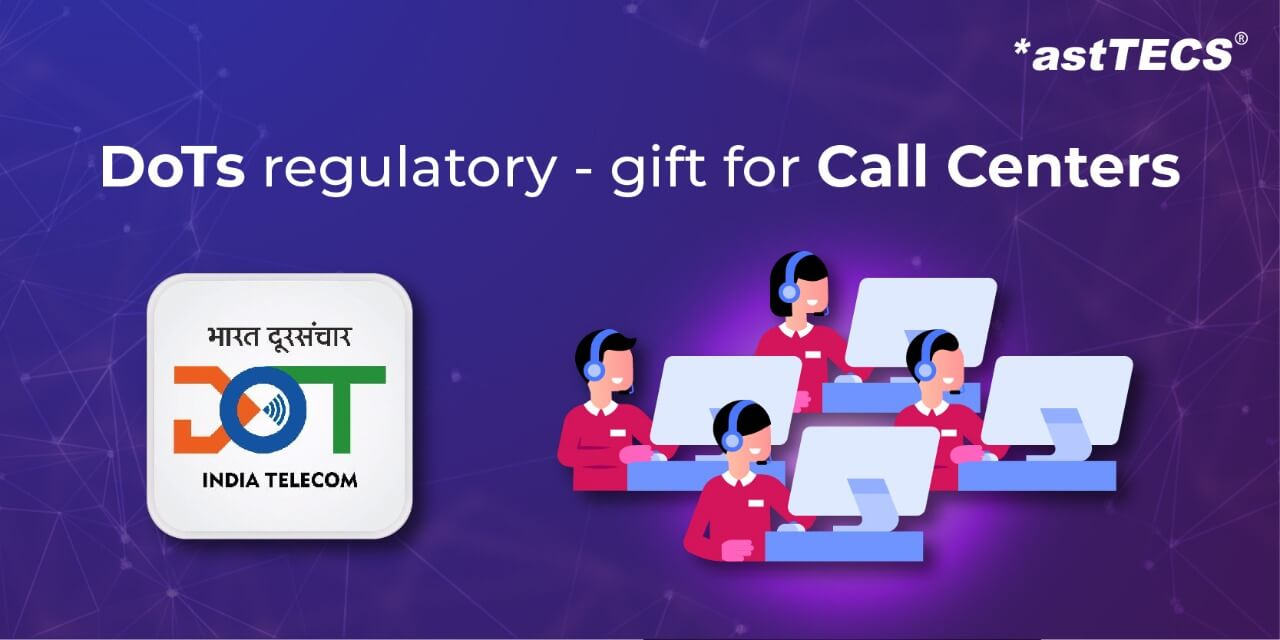 dots regulatory - gift for call centers