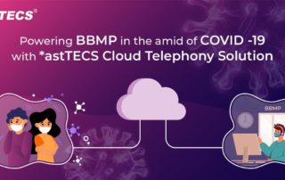 Powering BBMP in the time of COVID with Cloud Telephony Solution