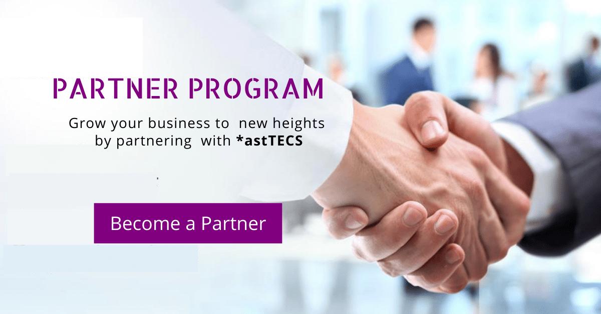 asttecs partner program