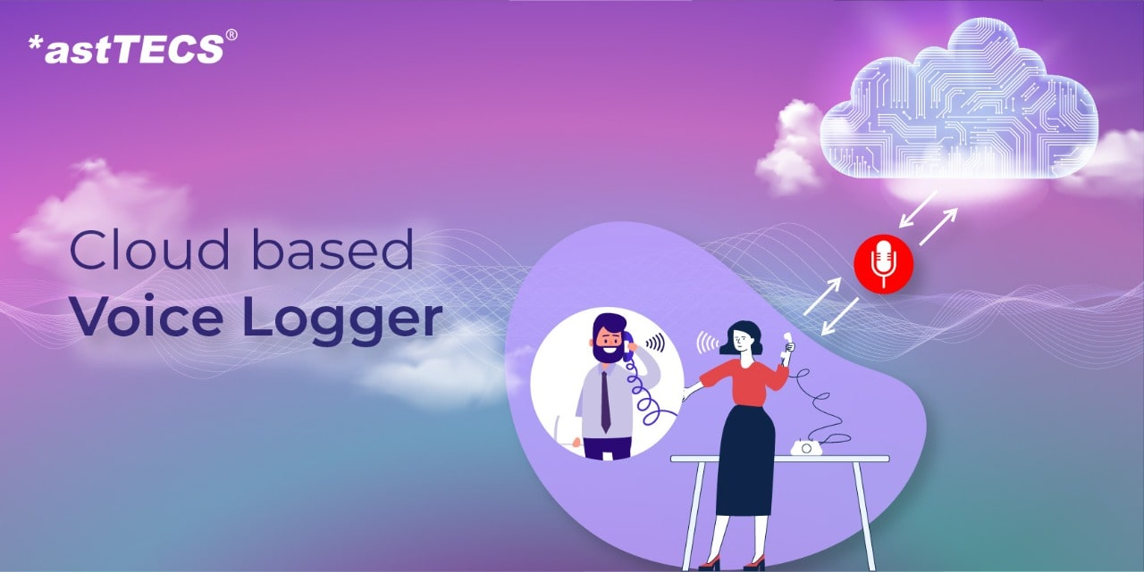 cloud based voice logger solution for call centers and sale operations