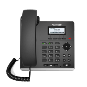 Asttecs IP Phones. Ast 520 IP Phones is a entry level phone for business.