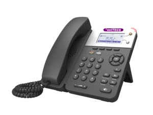 Asttecs IP Phones. Ast 550 Office IP Phone is a entry level phone for business.