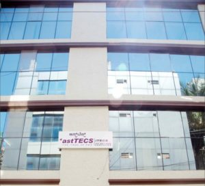 building of asttecs bangalore headoffice