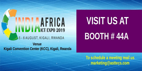 India Africa ICT Expo 2019 on 5th August